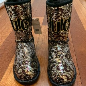 Juicy Couture Boots New
